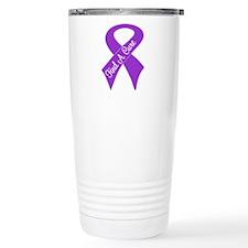 Find a Cure - Lupus Travel Mug