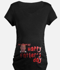 Crabby Father's Day T-Shirt