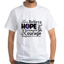 Love Hope Believe Lupus Shirt
