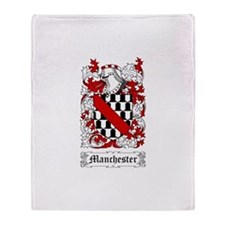 Manchester Throw Blanket