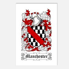 Manchester Postcards (Package of 8)