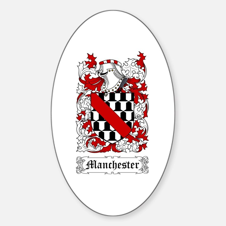 Manchester Decal