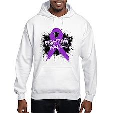 Fighting Back - Lupus Hoodie
