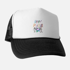 A Very Colorful Passover Trucker Hat