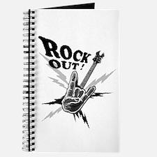 Rockout Guitar Journal