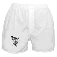 Rockout Guitar Boxer Shorts