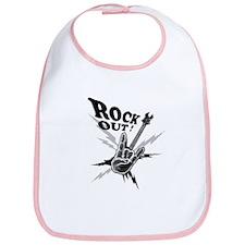 Rockout Guitar Bib