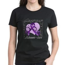 Lupus Awareness Ribbon Tee