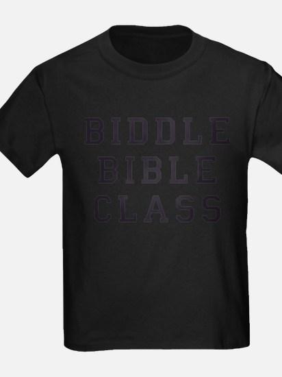 Biddle Bible Class T