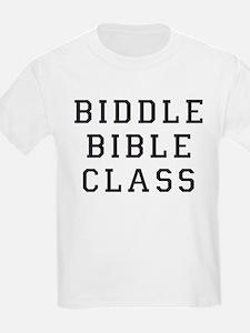 Biddle Bible Class T-Shirt