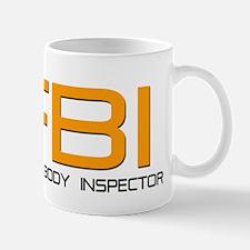 Unique Fbi female body inspector Mug