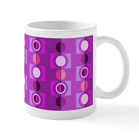 Purple Dot Mug