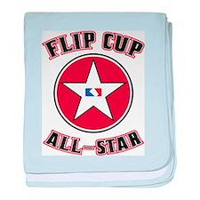 All Star baby blanket