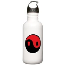 Flip Yin Yang Water Bottle