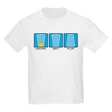 drink set flip T-Shirt