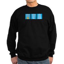 drink set flip Sweatshirt