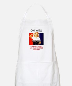 Civil Liberties BBQ Apron
