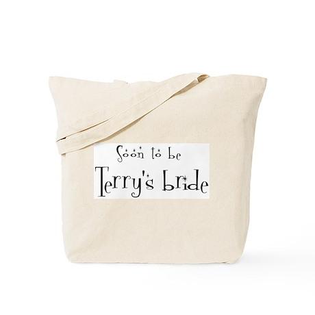 Soon Terry's Bride Tote Bag