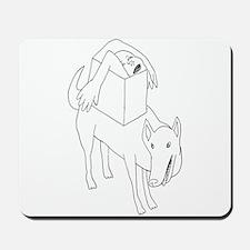 contortionz Mousepad