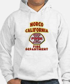 Norco Fire Department Hoodie