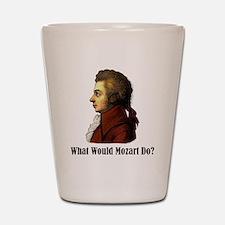 Mozart Shot Glass