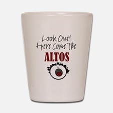 Alto Shot Glass