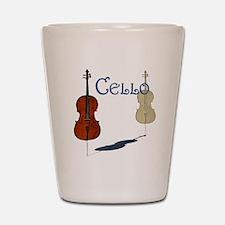 Cello Shot Glass