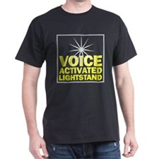 Voice Activated Lightstand T-Shirt