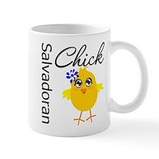 Salvadoran Chick Mug