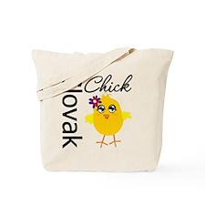 Slovak Chick Tote Bag