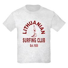 Lithuanian Surfing Club T-Shirt