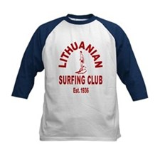 Lithuanian Surfing Club Tee