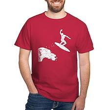 Lietuva Extreme Surfer T-Shirt