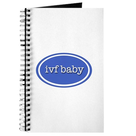 IVF baby (purple) Journal