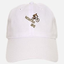 Mountain Bike Downhill Baseball Baseball Cap