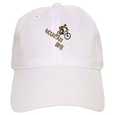 Mountain Bike Downhill Baseball Cap