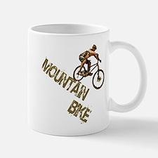 Mountain Bike Downhill Mug