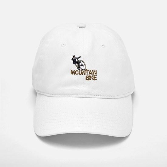 Mountain Bike Baseball Baseball Cap