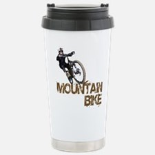 Mountain Bike Stainless Steel Travel Mug