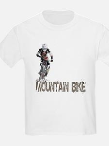 Mountain Bike Left T-Shirt