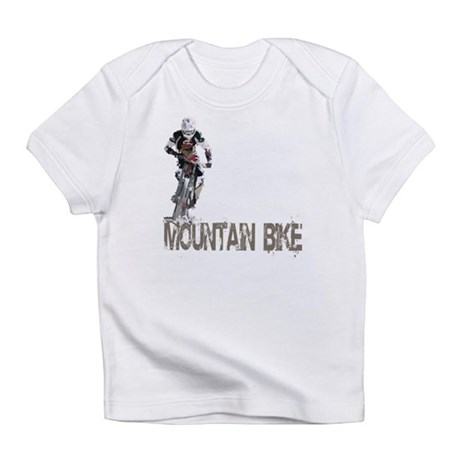 Mountain Bike Left Infant T-Shirt