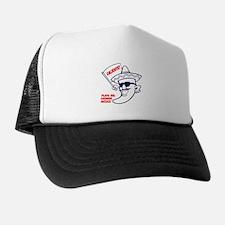 Playa del Carmen, Caliente BR Trucker Hat