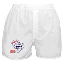 Playa del Carmen, Caliente BR Boxer Shorts