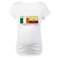 Irish Ecuadorian heritage fla Shirt