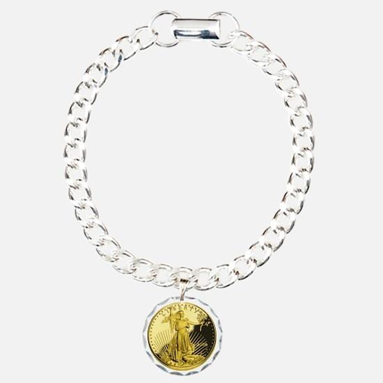 Funny Coin Bracelet