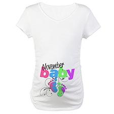 November Baby Shirt