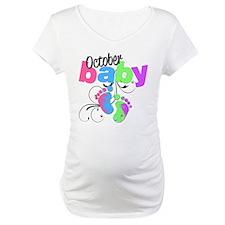 October Baby Shirt