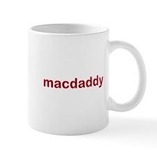 macdaddy red Mug