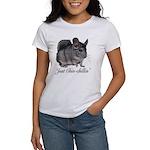 Just ChinChillin' Women's T-Shirt
