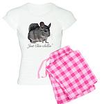 Just ChinChillin' Women's Light Pajamas
